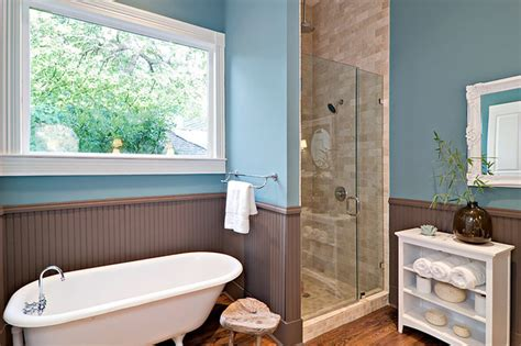Tile Shower Contractors by Modern Reincarnation Of Traditional Victorian Bathroom
