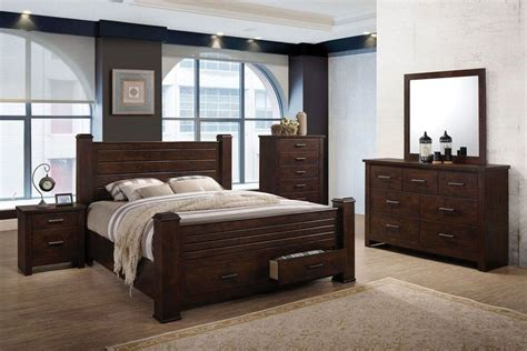 Archer 5 Piece Queen Bedroom Set With 32 Led Tv At