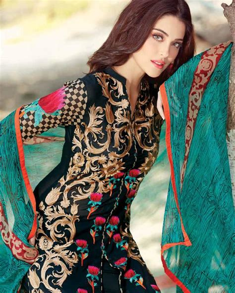 Beautiful And Elegant Eid Dresses Designs 2016 For Girls