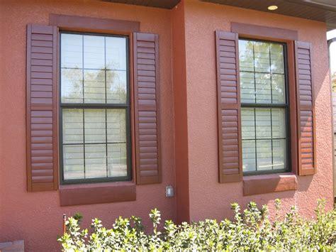 Window Shutter by Window Shutter Designs For Various Facade View Amaza Design