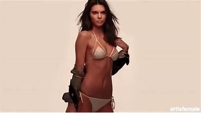 Kendall Jenner Shoot Gq Jenners Makeagif