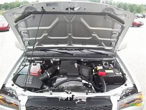 2012 Chevrolet Colorado Lt Extended Cab 2 9 Liter Dohc 16