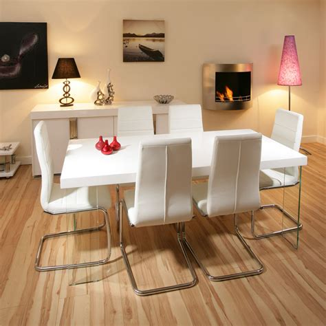 where to buy dining table stunning dining set white gloss table 6 white modern