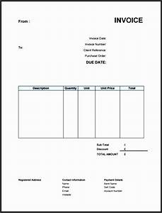 Black Invoice Template 7 Editable Invoice Template Sampletemplatess