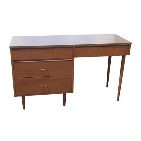 mid century desk l vintage mid century modern desk price reduced ebay