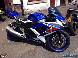 Suzuki Gsxr 750 : 2008 suzuki gsxr 750 k8 for sale in united kingdom ~ Melissatoandfro.com Idées de Décoration