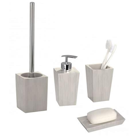 Bathroom Accessories Uk by Wenko Milos Bathroom Accessories Set At Plumbing Uk
