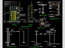 Fire Hydrant Detail DWG Detail for AutoCAD • Designs CAD
