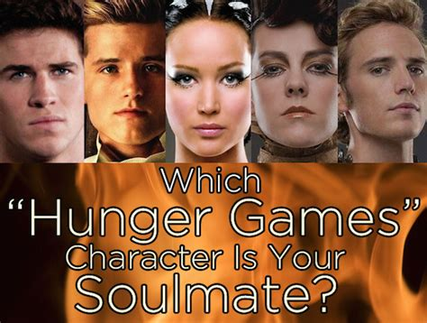 names of the hunger quiz who s your quot hunger games quot soulmate like a boss girls