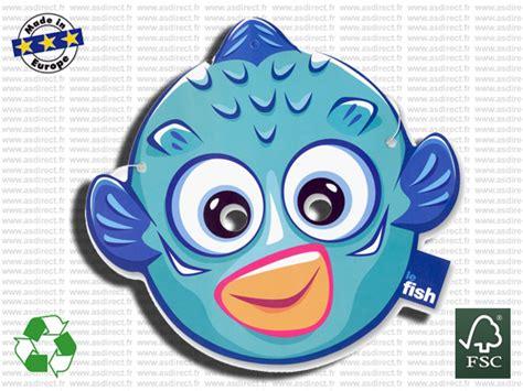 stock bureau direct ᐅ asdirect fr masque publicitaire poisson