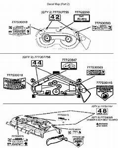 30 Cub Cadet Z Force 44 Pto Belt Diagram