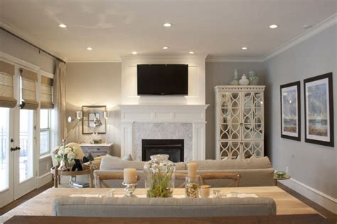 coordinating paint colors for living room and dining