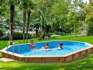 Piscine Hors Sol Resine : travaux piscine semi enterr e resine ~ Melissatoandfro.com Idées de Décoration