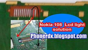 Central Download  Nokia 108 Lcd Way And Display Light Jumper Solution