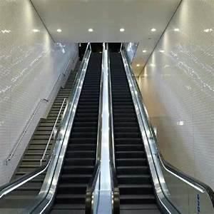Cleat Type Escalator  Commercial Escalator