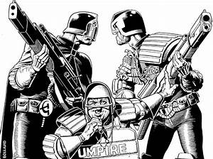 Art. Attitude. Anarchy. Future Shock – The story of 2000AD ...