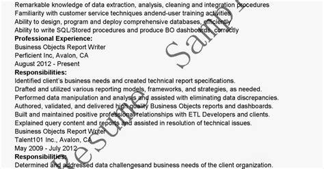 cover letter for sap bi resume