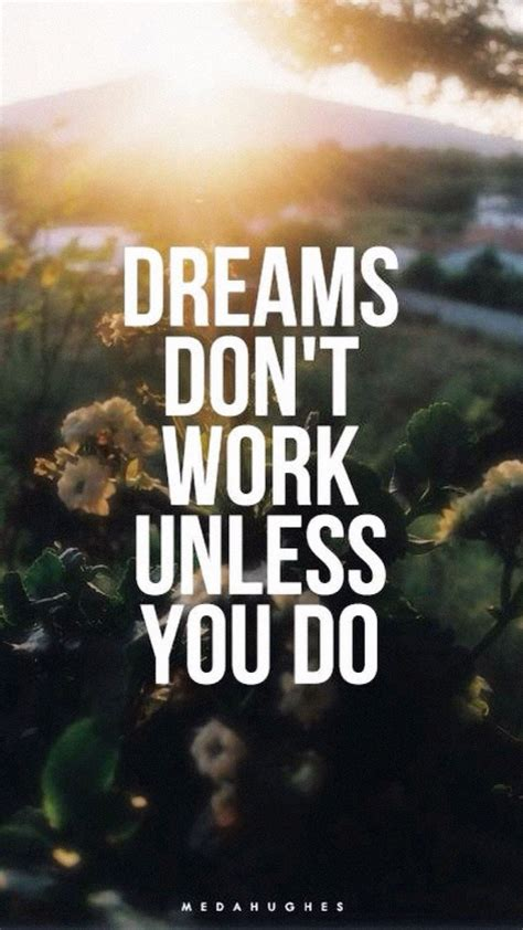 tap image   quote wallpapers dream  work