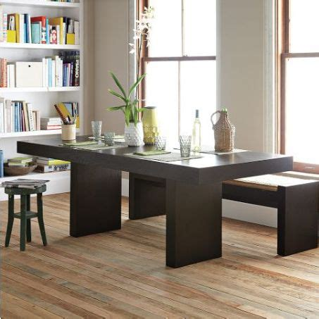 minimalist terra dining table