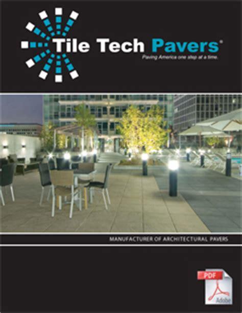 tile tech cool roof pavers tile tech pavers center concrete pavers