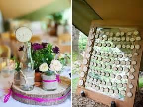 mariage plan de table idée plan de table mariage original 55 designs faciles à imiter
