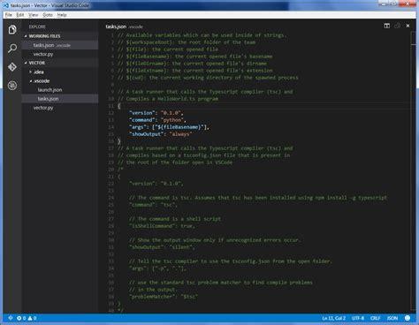 visual studio code  python  ubuntu