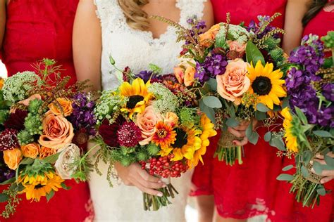 Best 25+ Red Bridesmaids Ideas On Pinterest
