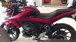 All New Yamaha Vixion R 155 Vva Matte Red Black