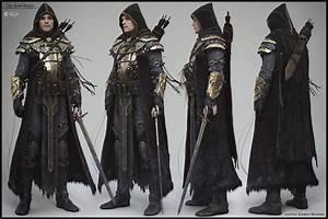 Assassin hero armor — Elder Scrolls Online