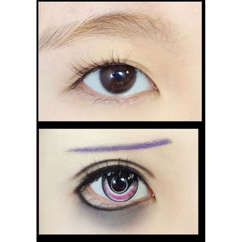 anime lenses anime coloured contacts great for anime cons