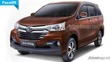 Review Daihatsu Grand Xenia by Daihatsu Great New Xenia Ikut Beberkan Ubahan Dan Fitur