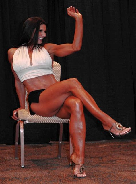 stephanie larkin beauty muscle