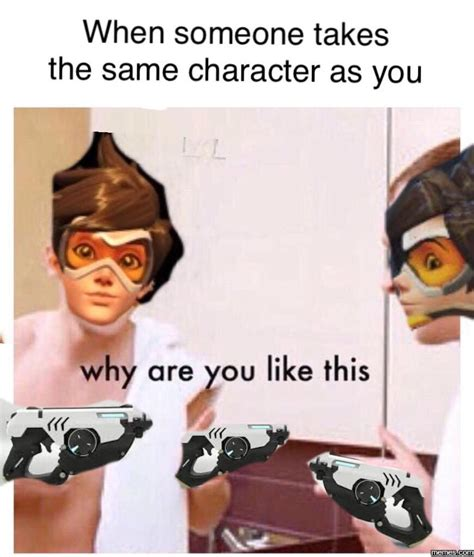 Why Are You For This by Why Are You Like This Oc Overwatch Memes