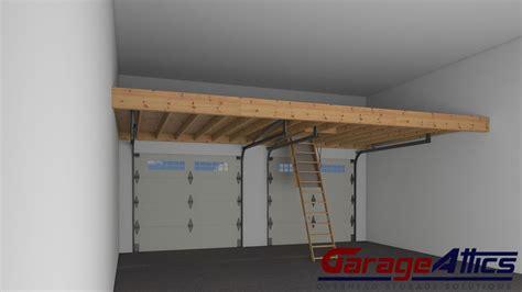 Ceiling Garage Storage Ideas by Custom Built Garage Organization Storage Solutions For