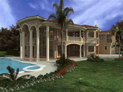 best home designs modern villa house plans modern house