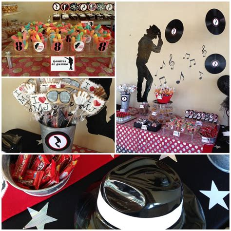 michael birthday decorations i mj michael jackson rock birthday cake