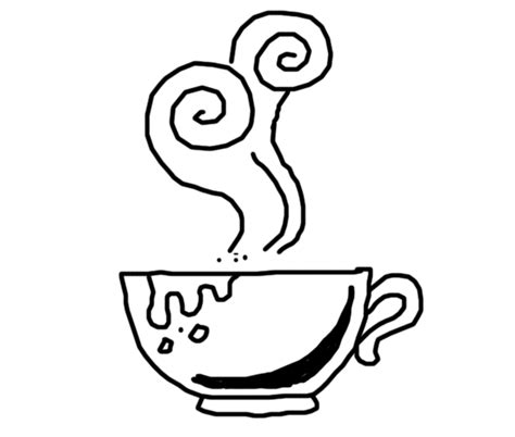 free illustration tee coffee smoke doodle scrawl free image on pixabay 1431398