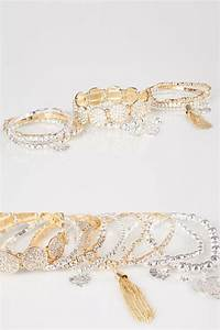 Gold & Silver Assorted Bracelets