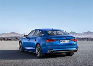 Audi A5 Sportback 2018 : audi a5 sportback specs 2016 2017 2018 autoevolution ~ Maxctalentgroup.com Avis de Voitures