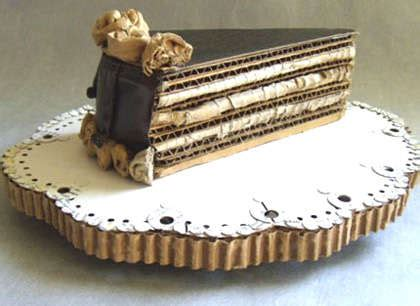 cardboard desserts  images cardboard kitchen diy