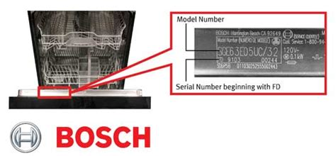 bosch phone number bsh home appliances recalls dishwashers due to hazard