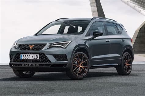seat ateca cupra preis new cupra ateca 2019 prices performance and on sale date carbuyer