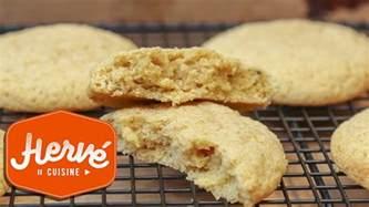 les recettes d hervé cuisine cookies citron moelleux recette facile d 39 hervé cuisine
