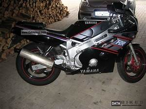 1997 Yamaha Fzr 600