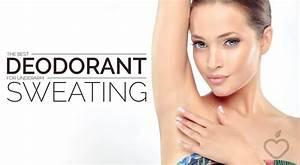 The Best Deodorant For Underarm Sweating