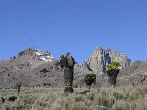 Mount kenya climb Burguret - Chogoria traverse 6 day ...