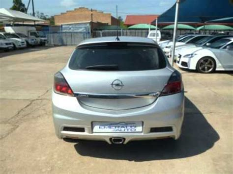 Opel Astra 2008 by 2008 Opel Astra 2 0 Opc Pluspack Auto For Sale On Auto