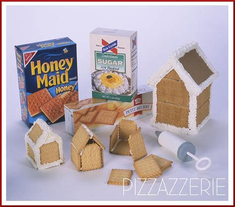 how to build a gingerbread house how to make gingerbread houses pizzazzerie