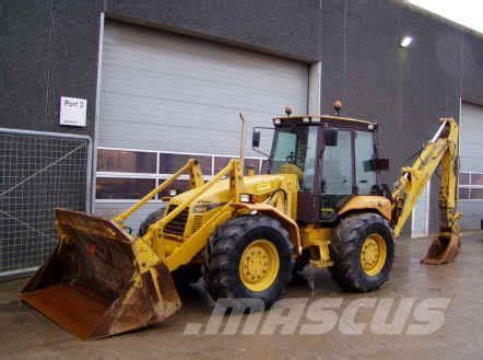 hydrema  backhoe loaders year  manufacture