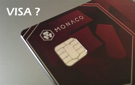 They may be unsafe, untrustworthy, or illegal in your jurisdiction. Monaco Coin Still Has No Agreement With Visa? | CryptoPost